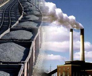 이제 와서, 그것도 지금 석탄화력발전소라고?
