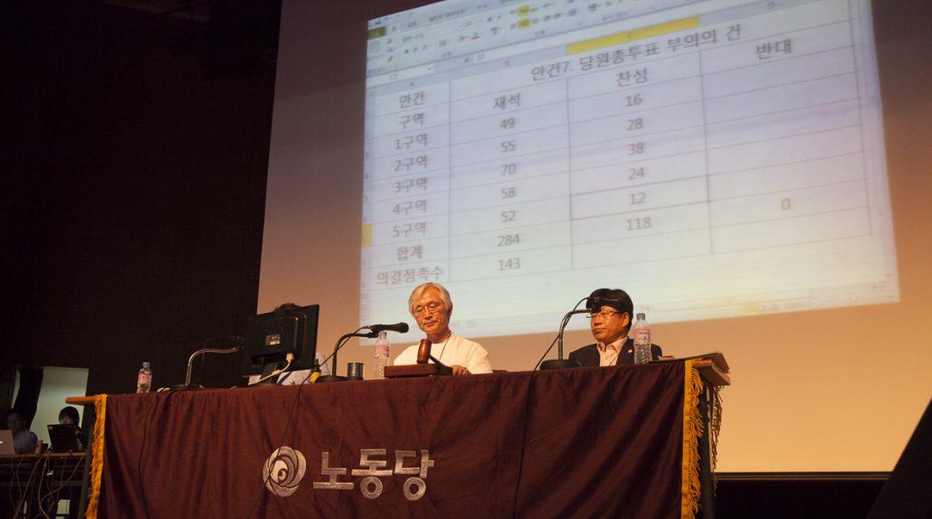 2015_정기당대회_당원총투표_부의의_건_표결_결과