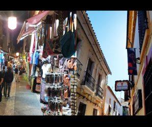 [머리,가슴,발끝으로 스페인 여행기 #1] 좁지만 가까운 골목