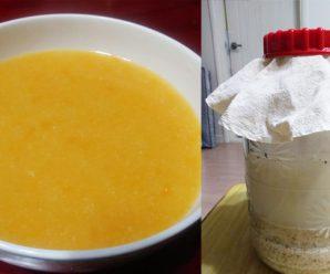 [조혜원의 장수일기] 산골의 겨울 : 호박죽과 막걸리 만들기