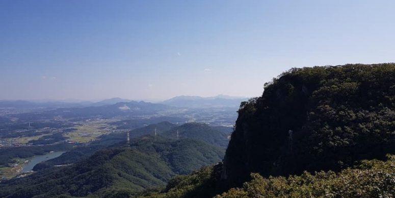 [허영구의 산중일기] 임꺽정의 활동무대 양주골, 감악산에서 세상을 조망하다